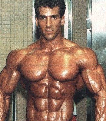 Paris Bodybuilder